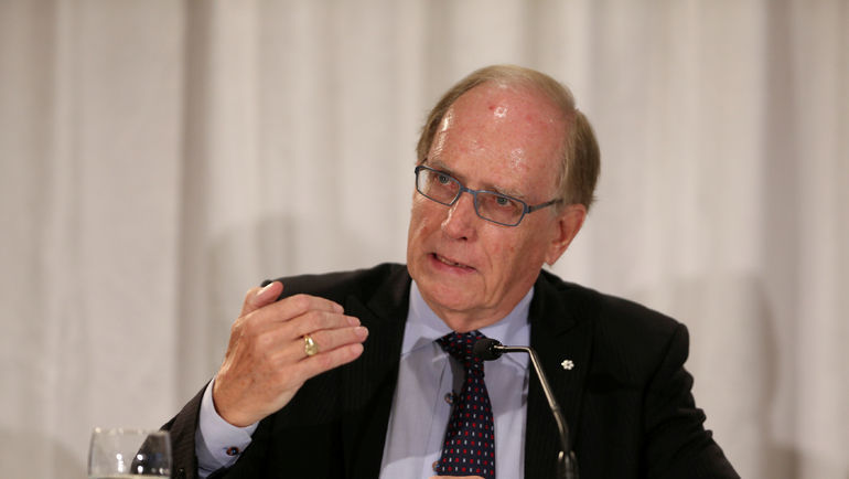 Независимый эксперт ВАДА Ричард МАКЛАРЕН. Фото AFP