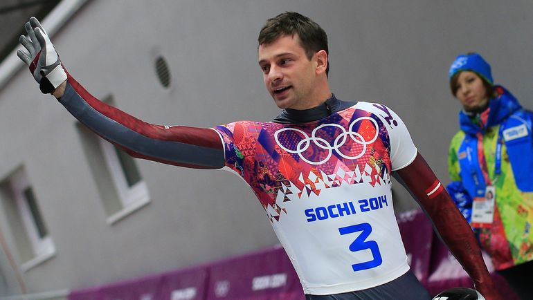 Мартинс ДУКУРС в олимпийском Сочи. Фото AFP