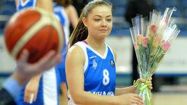 Цветы для красавиц-баскетболисток
