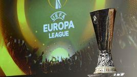 Жеребьевка Лиги Европы.