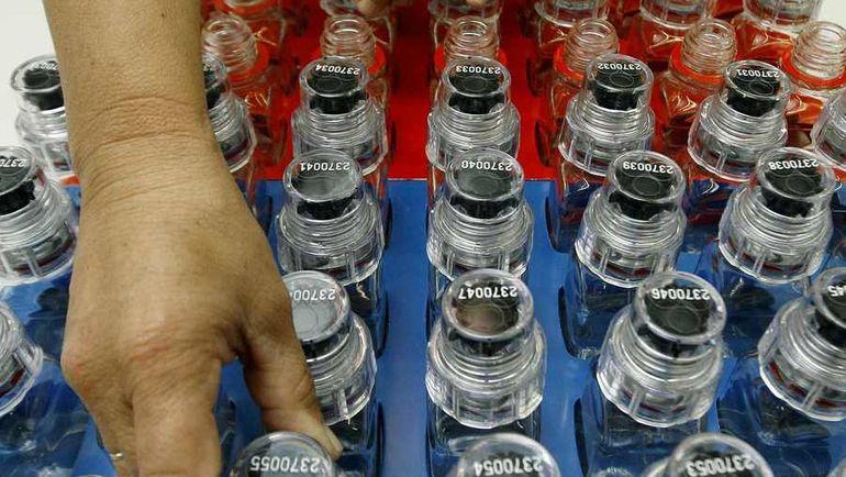 Конструкция контейнеров для допинг-тестов после Сочи-2014 подверглась очередному изменению. Фото REUTERS