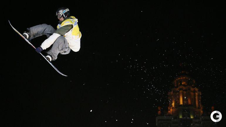 СНОУБОРД. Кубок мира (этап). Москва. 7 января. Статус: должен состояться. Фото Reuters