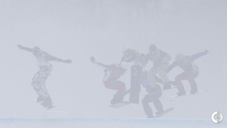 СНОУБОРД. Кубок мира (этап). Казань. 24 - 26 февраля. Статус: должен состояться. Фото Reuters