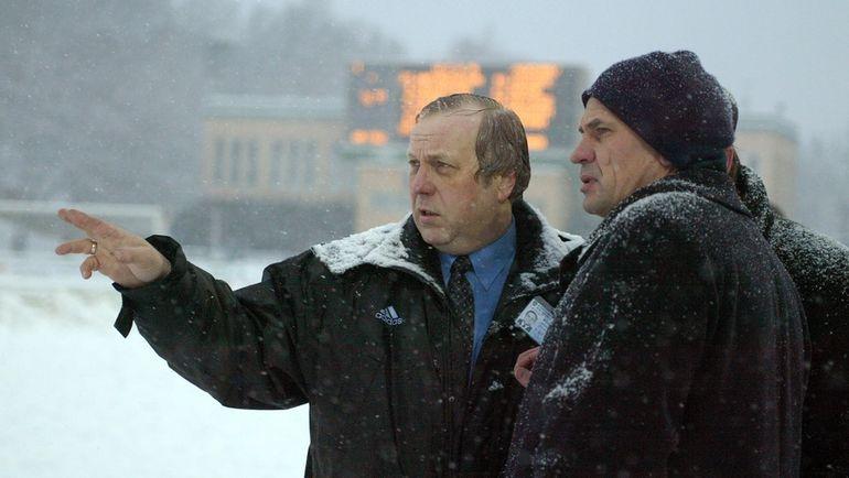 "Андрей БУДОГОССКИЙ (слева). Фото Александр ВИЛЬФ, ""СЭ"""