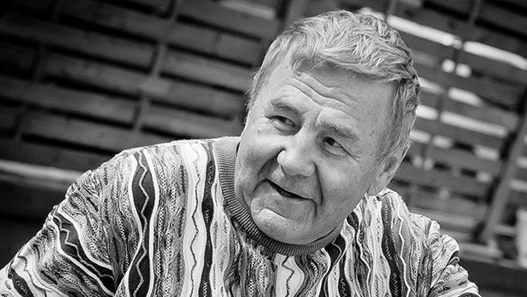 """Геннадий ЦЫГУРОВ. Фото ХК """"Трактор"""""""