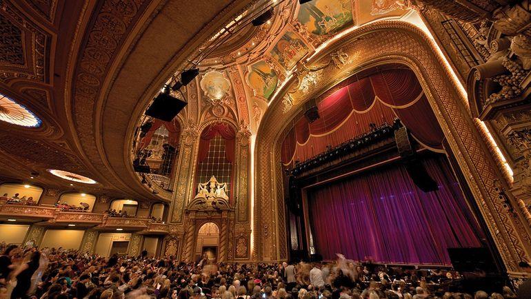 Wang Theatre. Фото bochcenter.org
