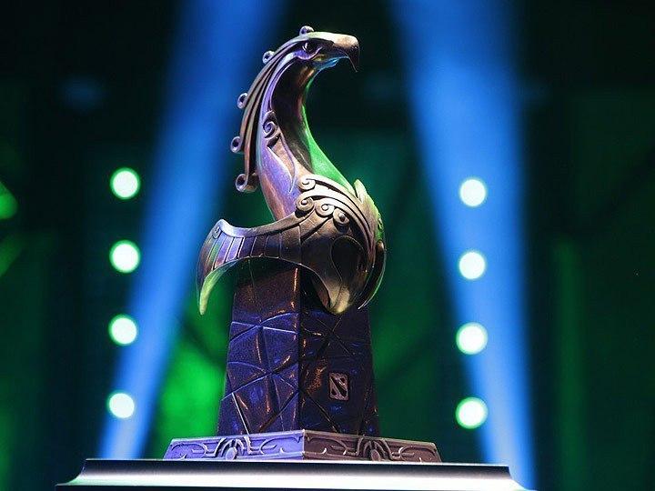 Трофей соревнований Eaglesong. Фото Пресс-служба турнира
