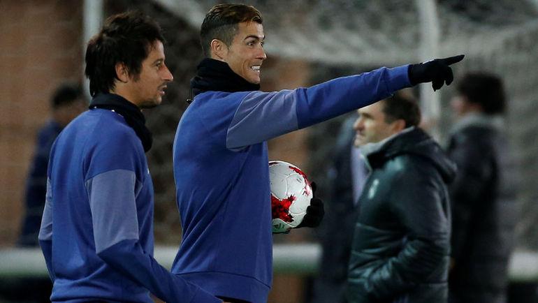 """Сегодня """"Реал"""" выйдет на полуфинал клубного чемпионата мира. Фото REUTERS"""