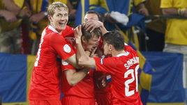 Роман ПАВЛЮЧЕНКО, Андрей АРШАВИН и Игорь СЕМШОВ - среди героев Euro-2008.