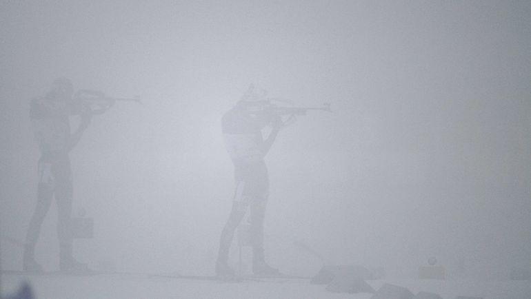 31 биатлонист из России под подозрением ВАДА. Фото AFP
