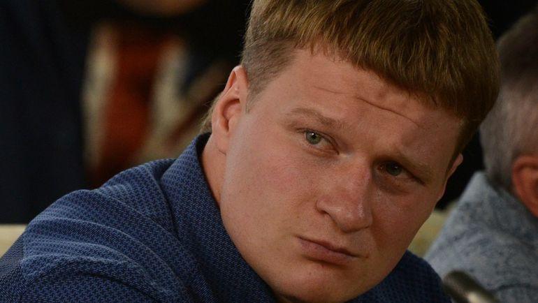Александр ПОВЕТКИН. Фото AFP