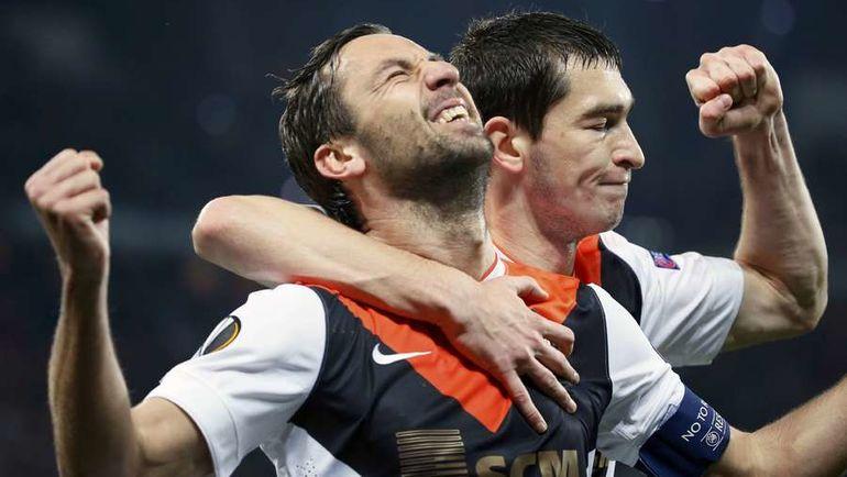Дарио СРНА (слева). Фото Reuters