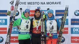 Бабиков - третий в масс-старте