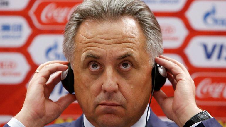 Виталий МУТКО. Фото REUTERS