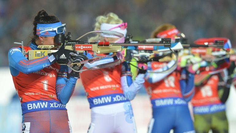 Татьяна АКИМОВА (№1). Фото AFP