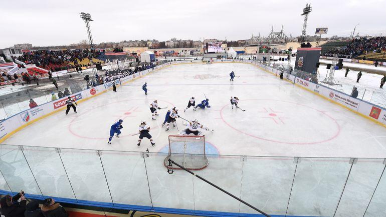 Тверь останется без большого хоккея? Фото photo.khl.ru