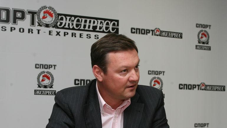 Вячеслав ПРОЦЕНКО. Фото Александр ВИЛЬФ