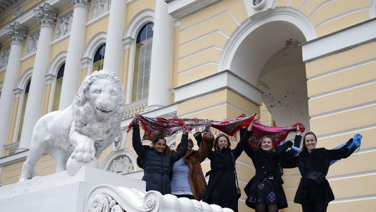 St. Petersburg Ladies Trophy в этом году станет еще интереснее. Фото Reuters