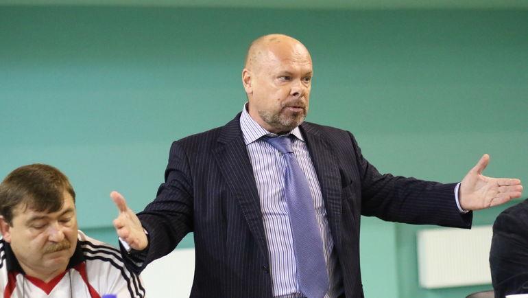 Сергей ЕРЕМИН. Фото weightlifting.moscow