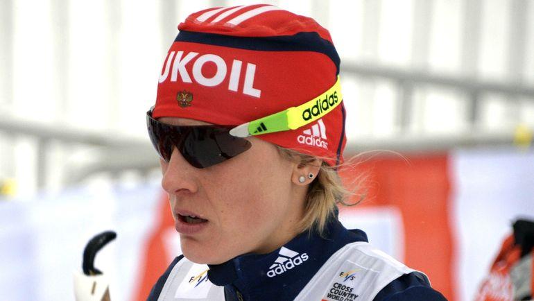 Наталья МАТВЕЕВА. Фото AFP