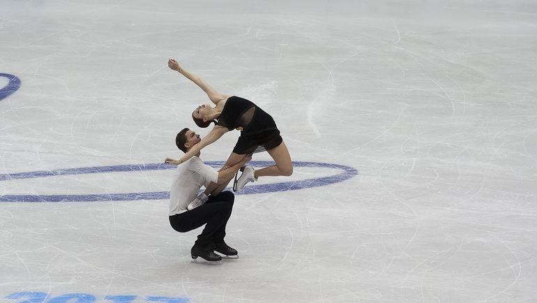 Сегодня. Челябинск. Екатерина БОБРОВА и Дмитрий СОЛОВЬЕВ. Фото Ксения НУРТДИНОВА