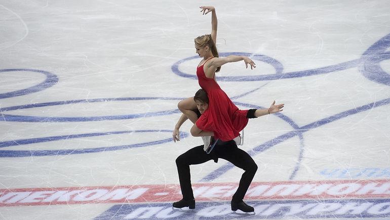 Александра СТЕПАНОВА и Иван БУКИН. Фото Ксения НУРТДИНОВА