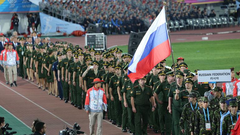 Первые Международные армейские игры прошли сверхудачно для России. Игры-2017 ожидаются не менее успешными. Фото ЦСКА