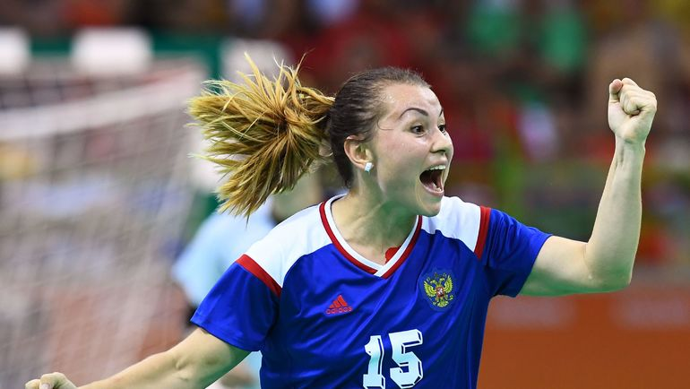 Марина СУДАКОВА. Фото AFP