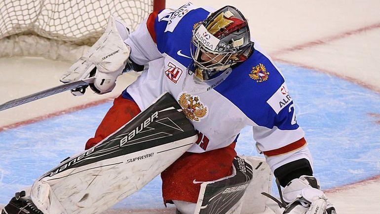 Владислав СУХАЧЕВ. Фото Федерация хоккея России