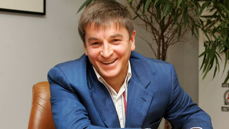 Осман КАДИЕВ. Фото Татьяна ДОРОГУНИНА, «СЭ»