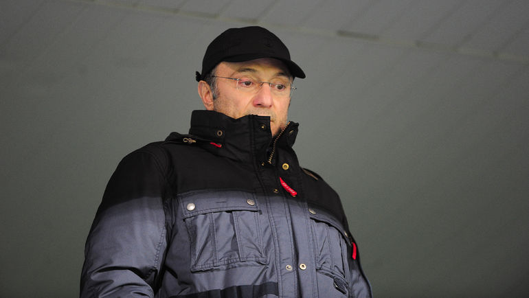 Сулейман КЕРИМОВ просто устал. Фото Антон СЕГИЕНКО, «СЭ»