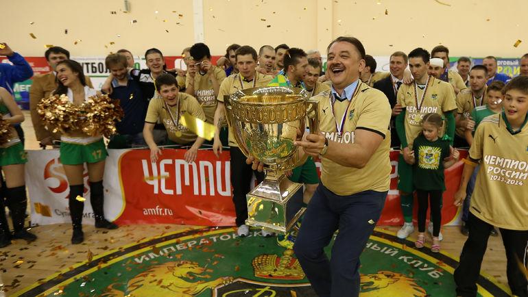 Сергей КОЗЛОВ. Фото Антон СЕРГИЕНКО