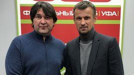 Шамиль ГАЗИЗОВ (слева) и Сергей СЕМАК.