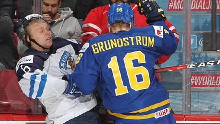 Молодежное первенство стало для финнов катастрофой. Фото IIHF