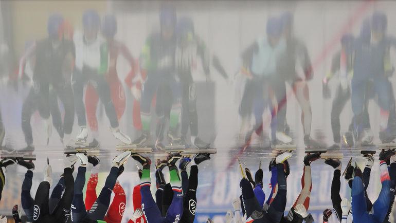 Имена подозреваемых конькобежцев пока не названы. Фото Александр ФЕДОРОВ, «СЭ»