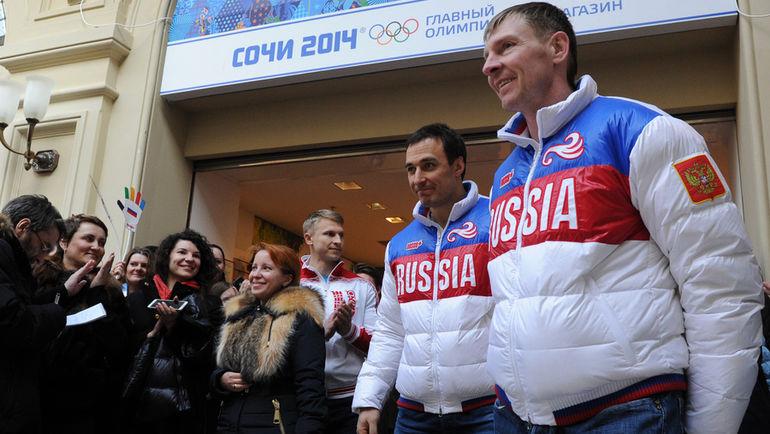 Алексей ВОЕВОДА и Александр ЗУБКОВ. Фото Никита УСПЕНСКИЙ, «СЭ»