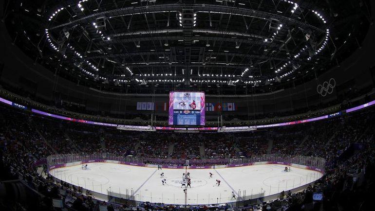 Хоккеистки тоже оказались под подозрением. Фото Reuters