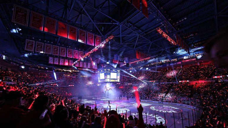 НХЛ: шоу продолжается. Фото AFP