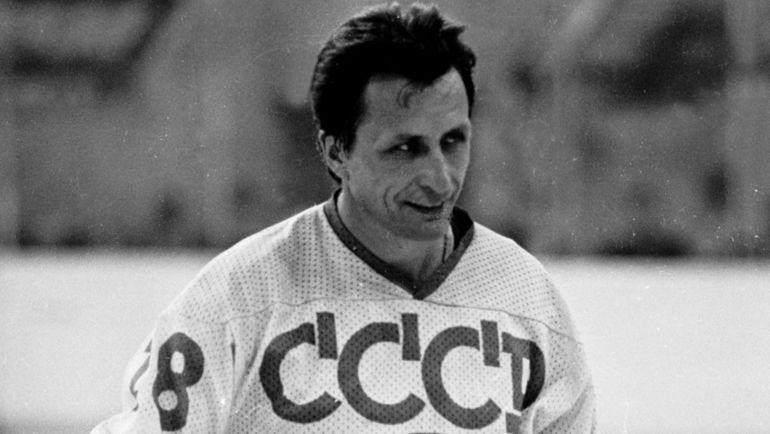 Александр ЯКУШЕВ в 1989 году. Фото Александр ФЕДОРОВ, «СЭ»