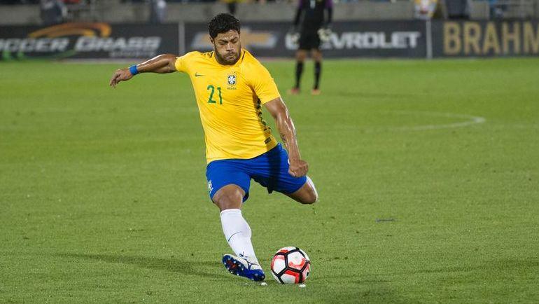 ХАЛК поплатился местом в составе сборной Бразилии за переезд в Китай. Фото REUTERS