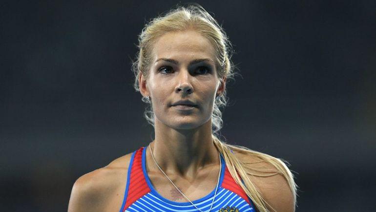 На данный момент из российских легкоатлетов только Дарья КЛИШИНА может принять участие в зимнем чемпионате Европы, который пройдет в начала марта в Белграде. Фото AFP