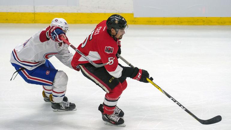 """Никита ЩЕРБАК (слева) вызван в """"Монреаль"""". Фото USA Today"""