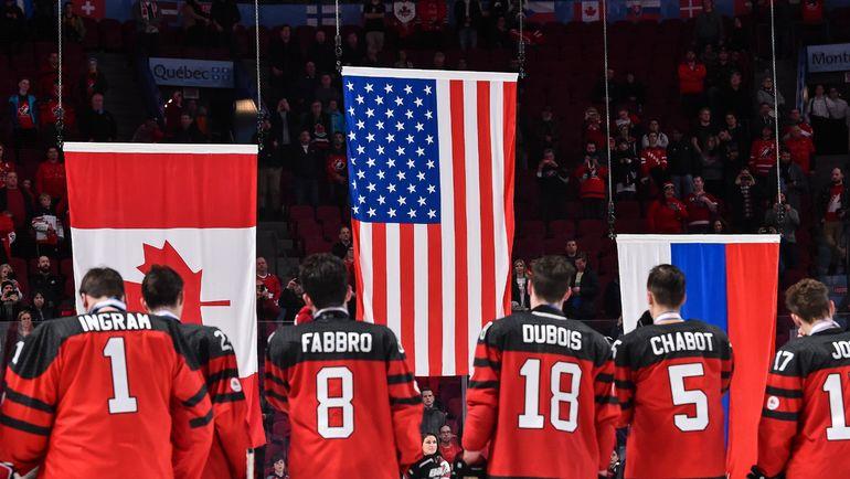 Канада - вторая команда домашнего МЧМ-2017. Фото AFP