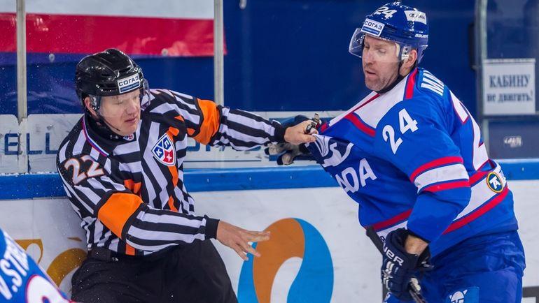 """""""Лада"""" - одна из команд КХЛ, которая испытывает финансовые трудности. Фото photo.khl.ru"""