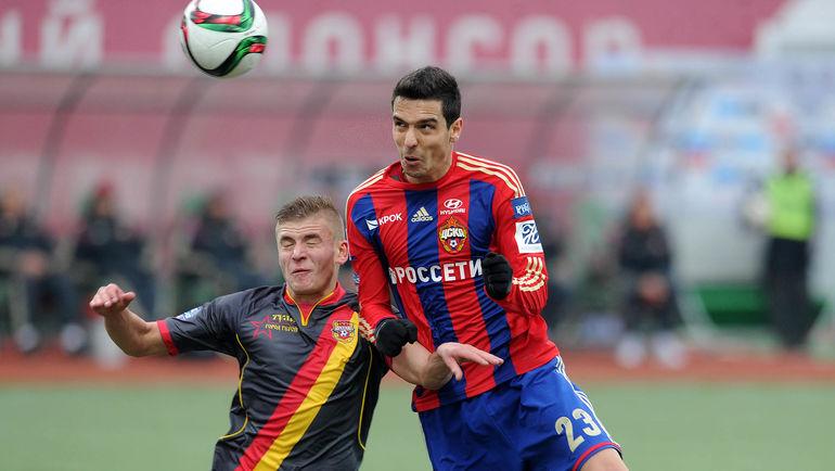 """Евгений АЛФЕРОВ (слева). Фото Алексей ИВАНОВ, """"СЭ"""""""