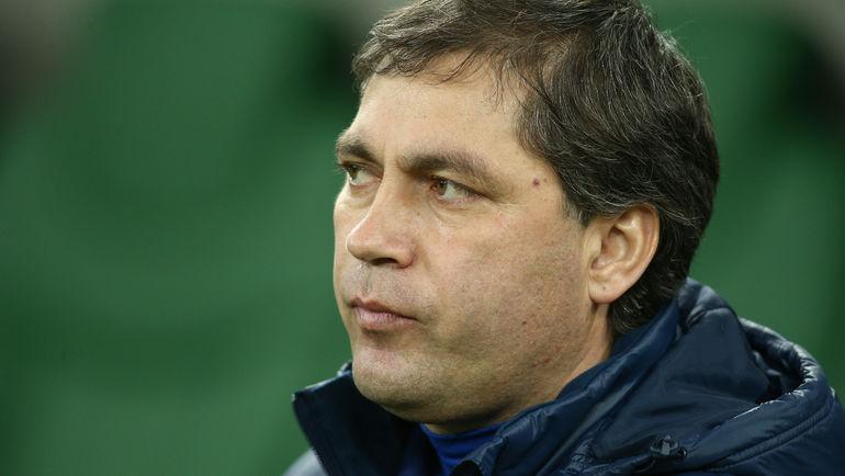 Будут ли новые футболисты у Роберта ЕВДОКИМОВА? Фото Виталий ТИМКИВ