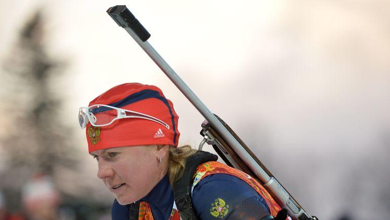 Яна РОМАНОВА. Фото Reuters