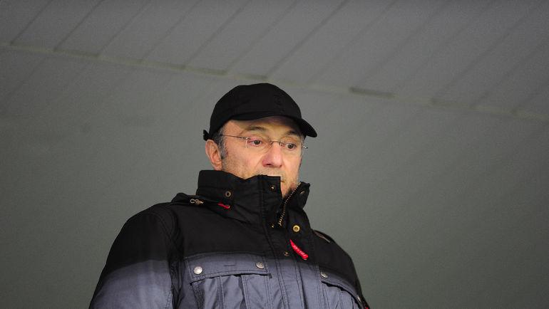 Сулейман КЕРИМОВ. Фото Алексей ИВАНОВ, «СЭ»