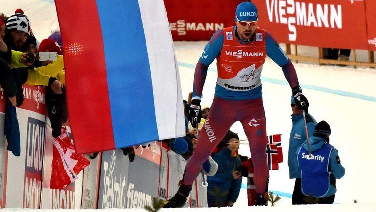 Сергей УСТЮГОВ: первая большая победа России в Новом году. Фото AFP