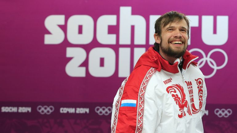 Александр ТРЕТЬЯКОВ в олимпийском Сочи-2014. Фото AFP